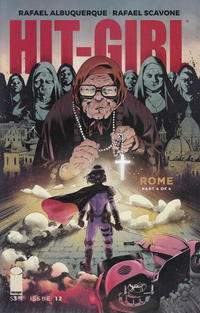 Cover Thumbnail for Hit-Girl (Image, 2018 series) #12 [Cover C]