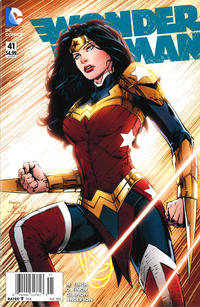 Cover Thumbnail for Wonder Woman (DC, 2011 series) #41 [Newsstand]