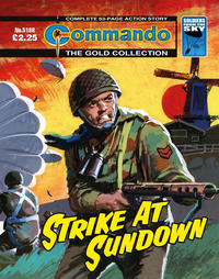 Cover Thumbnail for Commando (D.C. Thomson, 1961 series) #5188