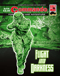 Cover Thumbnail for Commando (D.C. Thomson, 1961 series) #5189
