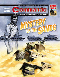 Cover Thumbnail for Commando (D.C. Thomson, 1961 series) #5186