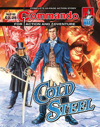 Cover Thumbnail for Commando (D.C. Thomson, 1961 series) #5193