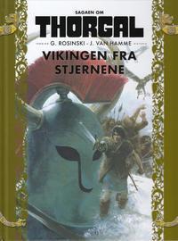 Cover Thumbnail for Sagaen om Thorgal (Hjemmet / Egmont, 2018 series) #1 - Vikingen fra stjernene