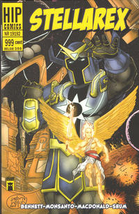 Cover Thumbnail for Hip Comics (Windmill Comics, 2009 series) #19192 [Steven Wilcox Variant Cover]
