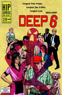 Cover Thumbnail for Hip Comics (Windmill Comics, 2009 series) #19191