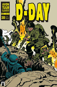 Cover Thumbnail for Avontuur Classics (Windmill Comics, 2013 series) #18175