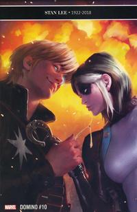 Cover Thumbnail for Domino (Marvel, 2018 series) #10