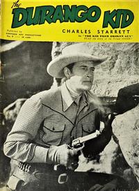 Cover Thumbnail for Durango Kid (Compix, 1952 series) #9
