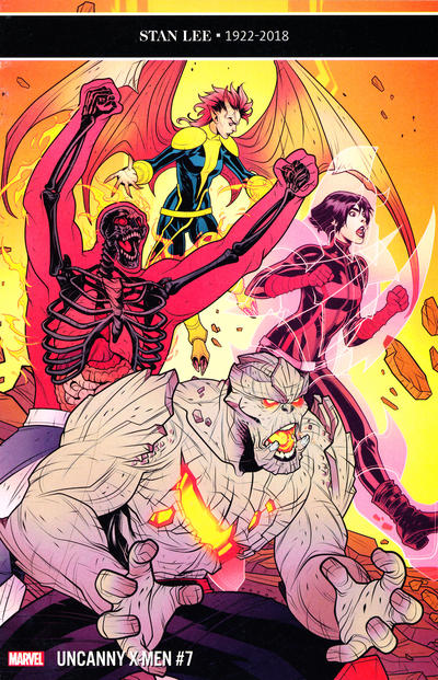 Cover for Uncanny X-Men (Marvel, 2019 series) #7 (626) [Dale Keown]