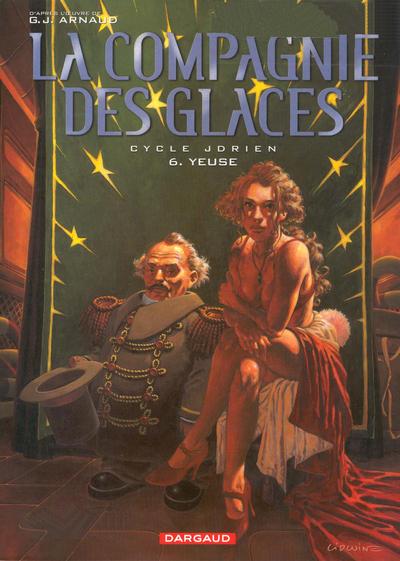 Cover for La compagnie des glaces (Dargaud, 2003 series) #6