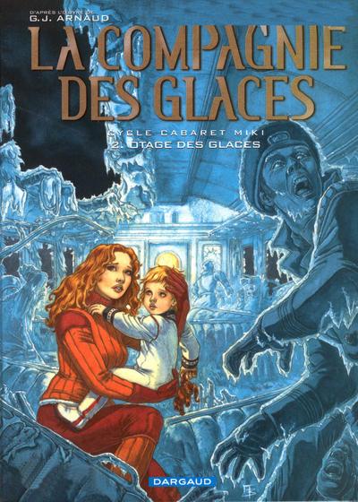 Cover for La compagnie des glaces (Dargaud, 2003 series) #9