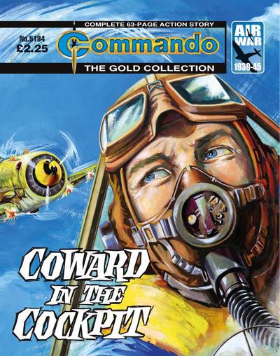 Cover for Commando (D.C. Thomson, 1961 series) #5184