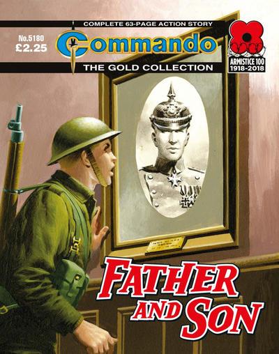 Cover for Commando (D.C. Thomson, 1961 series) #5180