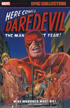 Cover for Daredevil Epic Collection (Marvel, 2014 series) #2 - Mike Murdock Must Die!