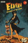 Cover Thumbnail for Elvira: Mistress of the Dark (2018 series) #4 [Cover C Robert Hack]