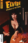Cover for Elvira: Mistress of the Dark (Dynamite Entertainment, 2018 series) #4 [Cover D Photo]