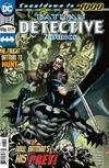 Cover for Detective Comics (DC, 2011 series) #996