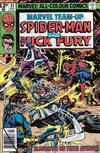 Cover for Marvel Team-Up (Marvel, 1972 series) #83 [British]