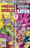 Cover for Marvel Team-Up (Marvel, 1972 series) #126 [Newsstand]