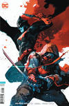 Cover for Red Hood: Outlaw (DC, 2018 series) #29 [Yasmine Putri Cover]
