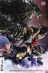 Cover for Justice League Dark (DC, 2018 series) #6 [Clayton Crain Variant Cover]