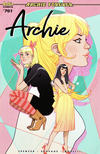 Cover Thumbnail for Archie (2015 series) #701 [Cover A - Marguerite  Sauvage]