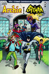 Cover Thumbnail for Archie Meets Batman '66 (2018 series) #6 [Cover D - Parent and Hanano]