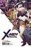 Cover Thumbnail for X-Men Prime (2017 series) #1 [Incentive Elizabeth Torque Connecting Variant]