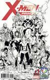 Cover Thumbnail for X-Men Prime (2017 series) #1 [C2E2 Diamond Retailer Exclusive Ardian Syaf Black and White]