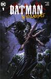 Cover Thumbnail for The Batman Who Laughs (2019 series) #1 [Scorpion Comics Clayton Crain Cover]