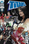 Cover for Titans (DC, 2016 series) #19 [Dan Mora Cover]