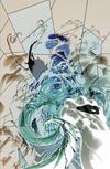 Cover Thumbnail for Venom (2017 series) #6 [Scorpion Comics Exclusive Mark Bagley 'Negative Art']