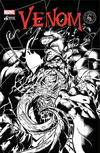 Cover Thumbnail for Venom (2017 series) #6 [Scorpion Comics Exclusive Mark Bagley Black and White]