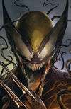 Cover Thumbnail for Venom (2017 series) #6 [ComicXposure Exclusive Francesco Mattina 'Venomized X-23' Virgin Art - Cover C]