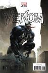 Cover for Venom (Marvel, 2017 series) #5 [Incentive Clayton Crain Variant]