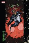 Cover for Venom (Marvel, 2017 series) #4 [Incentive Joe Jusko 'Corner Box' Variant]