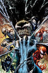 Cover Thumbnail for Venom (2017 series) #3 [KRS Comics Exclusive Tyler Kirkham Virgin Art Variant]