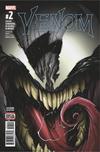 Cover Thumbnail for Venom (2017 series) #2 [Gerardo Sandoval 2nd Printing]