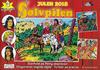 Cover for Sølvpilen julealbum (Bladkompaniet / Schibsted, 2017 series) #2018
