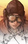 Cover for Doctor Aphra (Marvel, 2017 series) #8 [Brain Trust Exclusive Virgin Art - Ashley Witter]