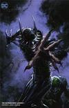 Cover Thumbnail for The Batman Who Laughs (2019 series) #1 [Scorpion Comics Clayton Crain Minimal Trade Dress Cover]