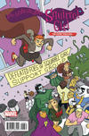 Cover Thumbnail for The Unbeatable Squirrel Girl (2015 series) #16 [Variant Edition - The Story Thus Far... - John Allison Cover]