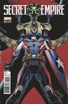 Cover for Secret Empire (Marvel, 2017 series) #5 [Incentive J. Scott Campbell Variant]