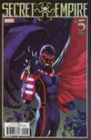 Cover for Secret Empire (Marvel, 2017 series) #5 [Dan Mora 'Villain' Variant]