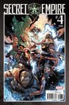 Cover for Secret Empire (Marvel, 2017 series) #4 [Leinil Francis Yu]