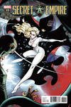 Cover for Secret Empire (Marvel, 2017 series) #4 [J. Scott Campbell]