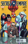 Cover for Secret Empire (Marvel, 2017 series) #1 [Stan Lee Collectibles Exclusive J. Scott Campbell Cover B]