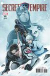Cover for Secret Empire (Marvel, 2017 series) #0 [Elizabeth Torque]