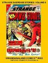 Cover for Gwandanaland Comics (Gwandanaland Comics, 2016 series) #663 - Strange Suspense Stories: Volume 6