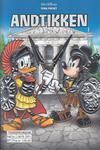Cover for Donald Duck Tema pocket; Walt Disney's Tema pocket (Hjemmet / Egmont, 1997 series) #[108] - Andtikken